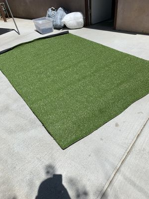 5x10 feet fake grass for Sale in Fresno, CA