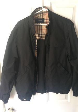 Lg Men's Burberrry vintage winter jacket for Sale in Columbus, OH