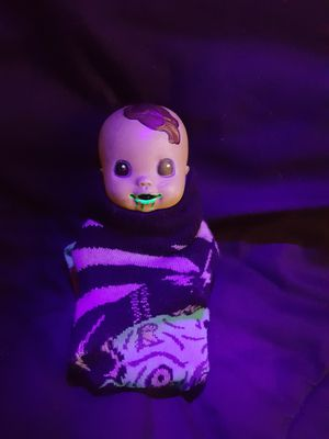 Glowing zombie baby doll for Sale in Lakebay, WA