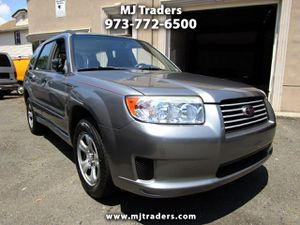 2007 Subaru Forester for Sale in Garfield, NJ