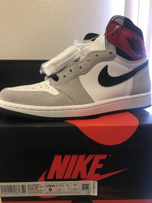 Jordan 1 smoke grey size 8 for Sale in Las Vegas, NV