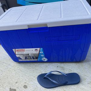 48 Quart Cooler for Sale in Seattle, WA