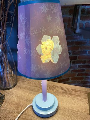Frozen lamp for Sale in Gig Harbor, WA