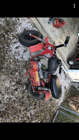 4 hp dirt bike 50cc for Sale in Elgin, TX