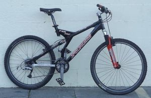 """Specialized Stompjumper FSR XC 19"""" for Sale in Chicago, IL"""