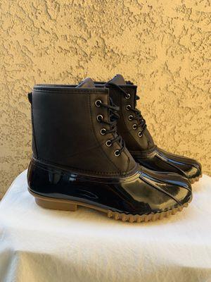 Women's Charles Albert Waterproof Rain Duck Boot for Sale in Inglewood, CA