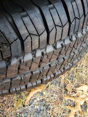 Jeep wheels &tires 17 for Sale in Beltsville, MD