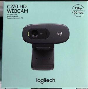 logitech c270 hd webcam for Sale in Avondale, AZ