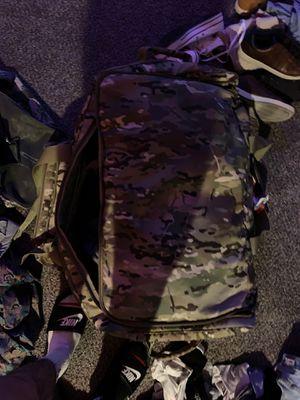 Military duffel bag for Sale in Las Vegas, NV