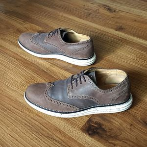 Cole Haan Wingtip Shoes 10 Lunargrand for Sale in Costa Mesa, CA