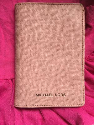 Michael Korse Passport Wallet (pink). for Sale in Anaheim, CA
