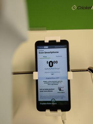 Switch to get a free phone for Sale in Abilene, TX