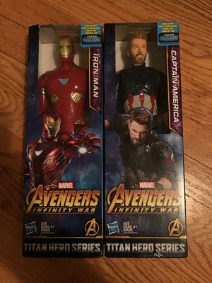 Marvel Avengers Titan Heroes for Sale in Los Angeles, CA