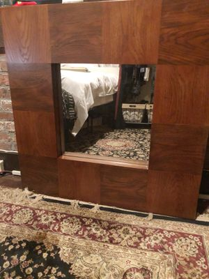 Large Square Decorative Mirror for Sale in Brooklyn, NY