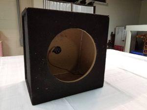 "12"" Subwoofer Box - Single Sub for Sale in Phoenix, AZ"