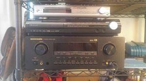 Marantz receiver and Sony dream system for Sale in Montebello, CA