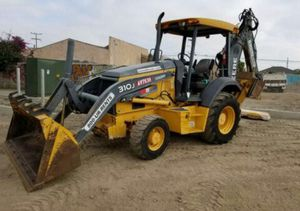 John Deere 310J Backhoe for Sale in Los Angeles, CA