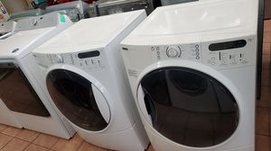 Kenmore washer and dryer white for Sale in Stanton, CA