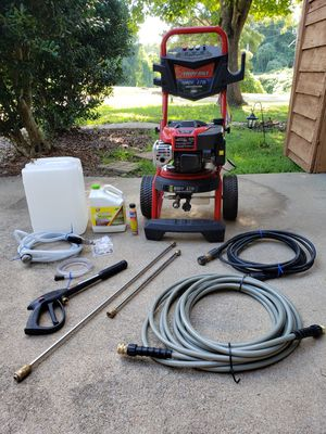 Troy-Built Professional Pressure Washer 3000PSI, 2.7GPM for Sale in Wetumpka, AL
