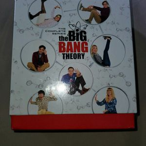 The Big Bang Theory The Complete Series (BLURAY) Seasons 1 - 12 for Sale in Ontario, CA