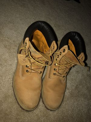 Wheat Timberland size 10 for Sale in Alexandria, VA