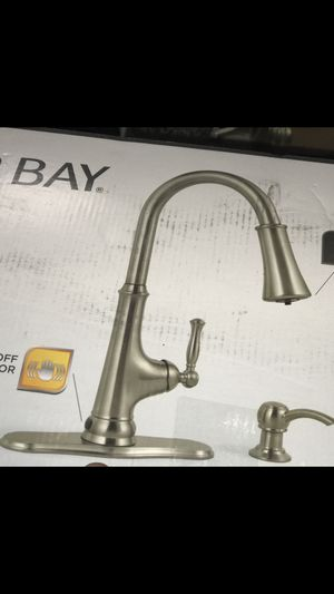 Sensor kitchen faucets new in box asking $110 each retail for $220 for Sale in Glendale, AZ