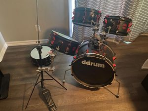 DDrum Hybrid shell pack drum set for Sale in Pismo Beach, CA