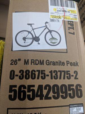 Road Master Granite Peak Men's Mountain Bike for Sale in Weymouth, MA
