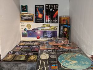 Star Trek Collectible Bundle for Sale in Tacoma, WA