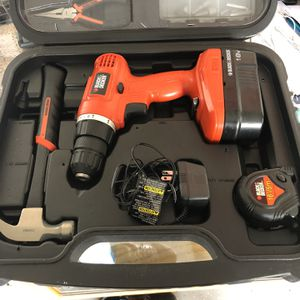 Brand New DRILL Set With Tools for Sale in Atwater, CA