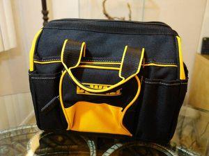 "Dewalt Regular Size 12"" Tool Bag (No Tools) for Sale in Citrus Heights, CA"