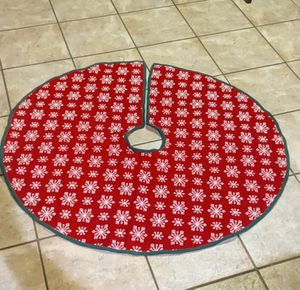 Christmas Tree Skirt for Sale in Fontana, CA