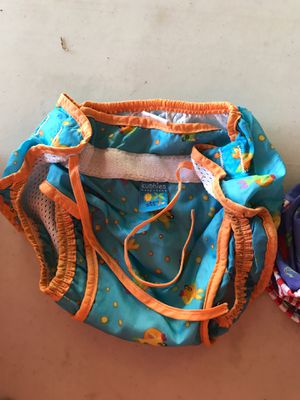 Reusable swim diapers for Sale in Portland, OR