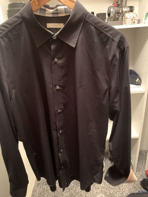 Burberry dress shirt for Sale in Lake Elsinore, CA