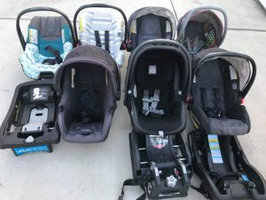 Baby car seat 10 up FIRM PRICE NO DELIVERY CASH OR TRADE FOR BABY FORMULA for Sale in Los Angeles, CA