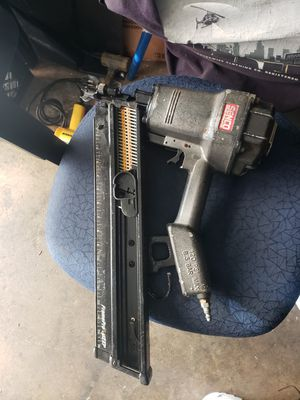 """Senco framing nail gun 3 1/2"""" for Sale in Huntington Park, CA"""