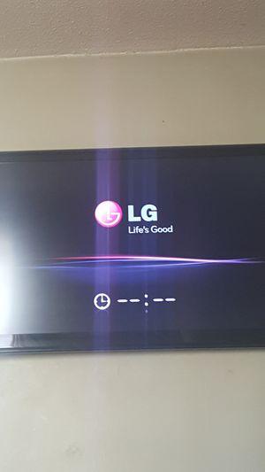 LG 47 in smart tv for Sale in Maynard, MA