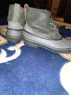 UGG Weatherproof Boots Mens Size 9 for Sale in Glen Raven, NC