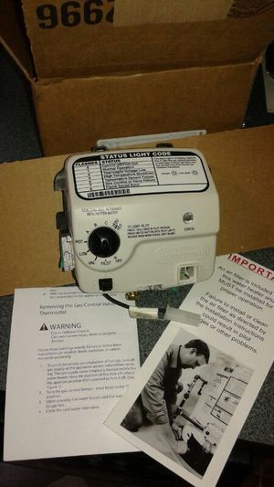 Gas Valve thermostat for Sale in Dearborn Heights, MI