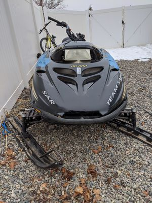 Ski-doo 440cc snowmobile need gone $1500 cash its yours for Sale in Montrose, CO