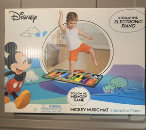 Disney Mickey Music Mat for Sale in Lake Park, FL