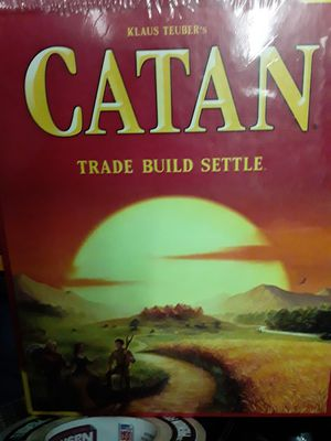 CATAN Board Game for Sale in Seattle, WA