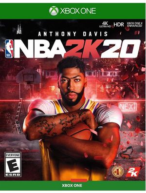 Nba 2k20 Xbox one for Sale in Fuquay-Varina, NC