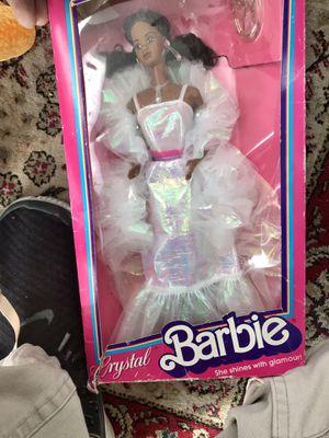 1983 Barbie 'Crystal' in original box for Sale in Albuquerque, NM