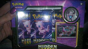 New Pokemon hidden Fates pin collection for Sale in Clovis, CA