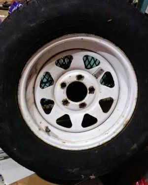 205 75 15 spare trailer tire for Sale in Waukee, IA