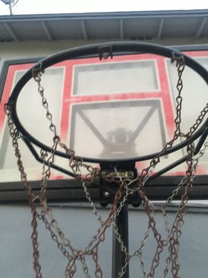 Shatterproof Lifetime Basketball hoop for Sale in Los Angeles, CA