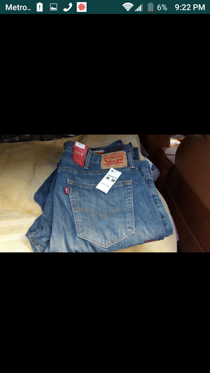 Men's Levi's jeans for Sale in Silver Spring, MD