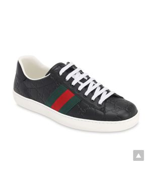 GUCCI Ace Men's Signature sneacker. 100% Authentic! mens size 10. Retail price $680. Please No Low Ballers! for Sale in Kirkland, WA