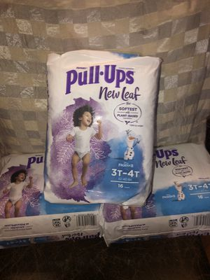 Huggies New Leaf Pull-Ups for Sale in Westminster, CO